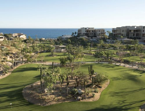 Todd Eckenrode – Origins Golf Design completes notable putting course at Maravilla Los Cabos.