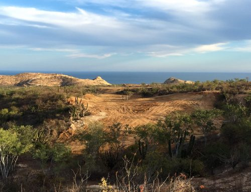 Todd Eckenrode – Origins Golf Design Breaks Ground on 1st Cabo Course