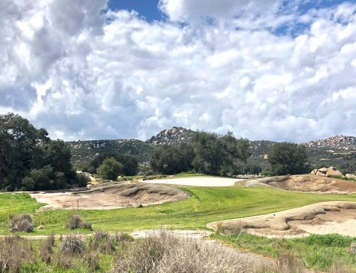Todd Eckenrode – Origins Golf Design Completes First Phase of Greens, Surrounds and Bunker Renovation at Barona Creek Golf Club